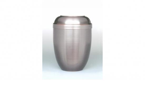 Metallurne ohne Motiv, silber / zinnfarben   <small>(002)</small>