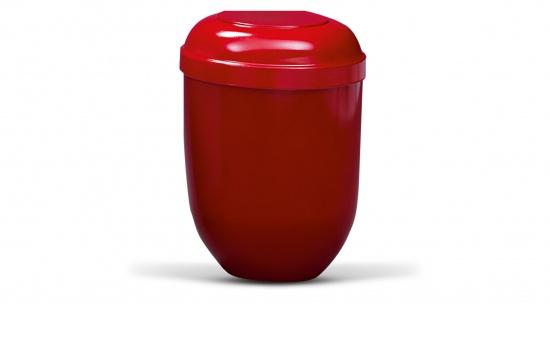 Metallurne, weinrot, ohne Motiv   <small>(001-Rot)</small>